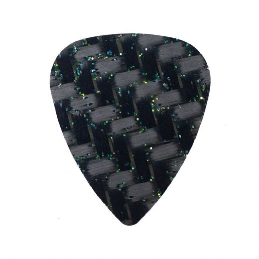 Glitter Tones Jazz Shape 1 Guitar Pick